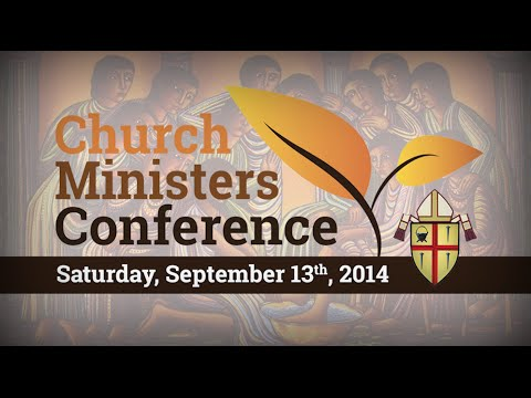 Church Ministers Conference, September 13, 2014, at Cathedral Catholic High School in San Diego
