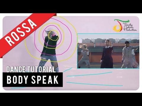download lagu Rossa - Body Speak  Dance Tutorial gratis