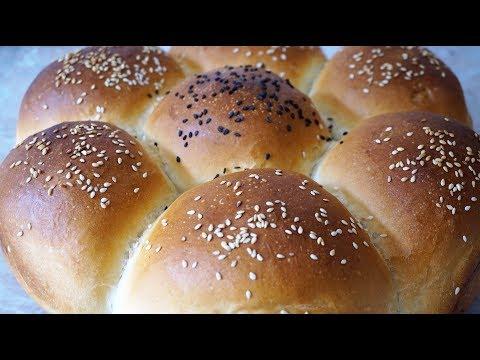 ХЛЕБ РОМАШКА/White bread