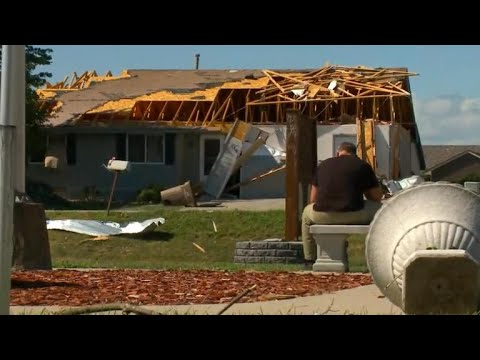 Tornadoes, severe storms hit the Midwest