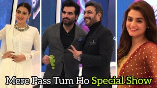 Mere Pass Tum Ho Special Episode - BTS - Interviews