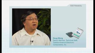 Toshiba Discusses Solid State Drive Reliability