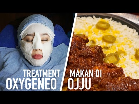 VLOG: Treatment Oxygeneo, Makan di Ojju