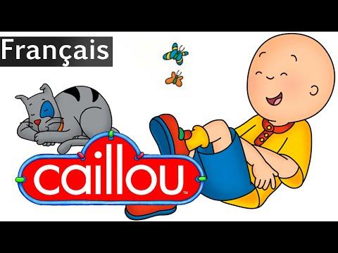 Caillou FRAN ÇAIS - Caillou Pour 4.5 Heures!