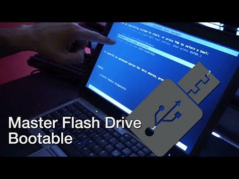 Create Master Bootable USB Drive!