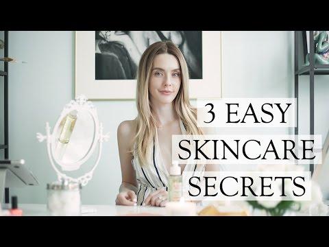 3 easy skincare secrets I can't live without   Beauty Secrets Shared