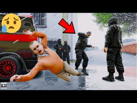 GTA 5 REAL LIFE MOD SS8 #14 FRANKIE IS MISSING 😢