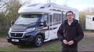 The Practical Motorhome Swift Kon-Tiki 669 Black Edition review