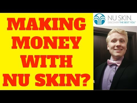 How to Make Money Online with Nu Skin Or With Any Other Business?