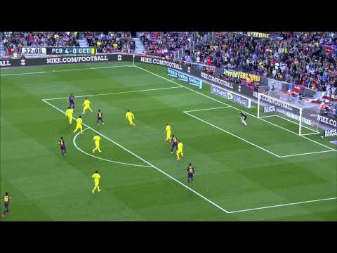 Barcelona vs Getafe 720p Full Match | 28-04-2015