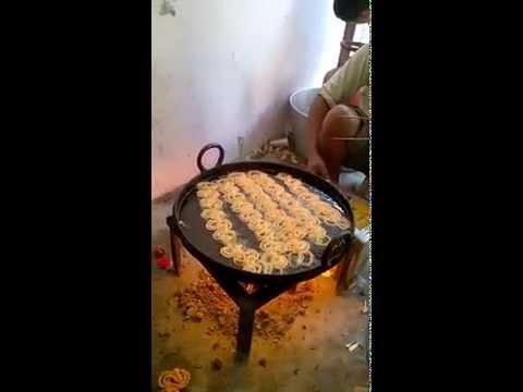 Fresh Indian Sweet (Jalebi)