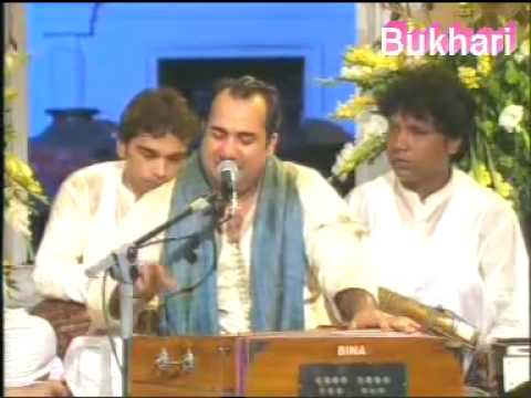 Rahat Ali Khan Sings Ghalib - Koi Ummeed Bar Nahi Aati Part-3 video