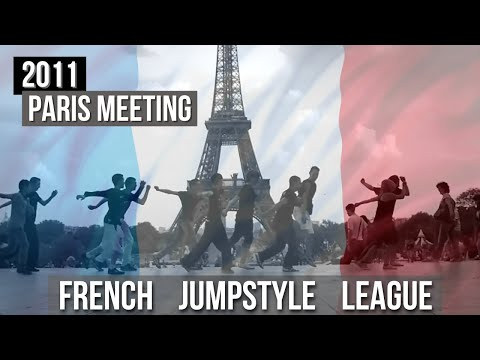 I Reunion De Jumpstyle à Paris Le 23.04.2011 | Http:  jumpstyle-league.eu  video