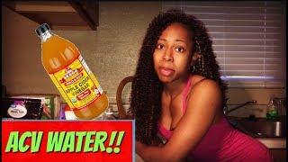 Apple Cider Vinegar Benefits!! Why You Should Drink Apple Cider Vinegar Water...