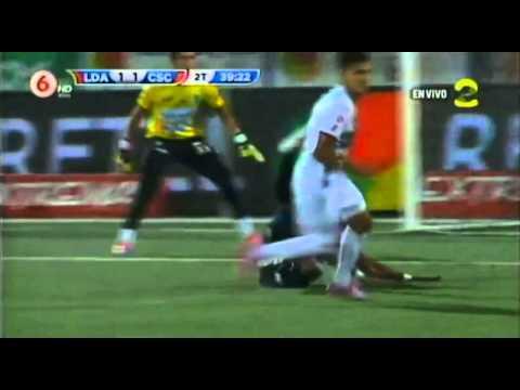 Alajuelense 2-1 Cartagines Deportiva SA