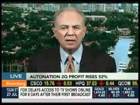 2011-07-27 Mike Jackson on Bloomberg Earnings.wmv