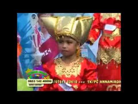 Tari Daerah Minang Oleh Tk An Namiroh Pusat video