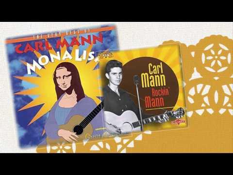 Carl Mann - Long Black Veil