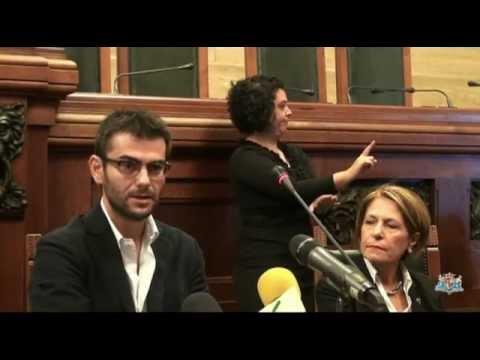 Massimo Zedda presenta il progetto di censimento e abbattimento delle barriere architettoniche