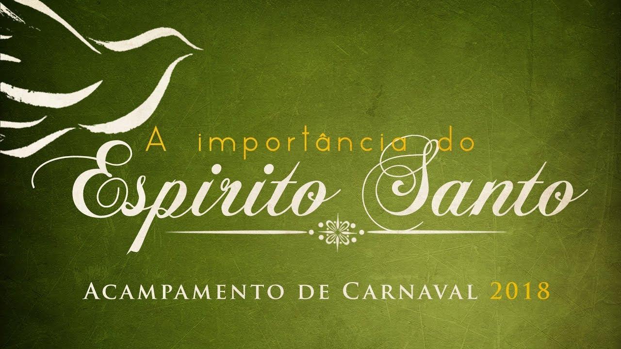 A importância  do Espirito Santo - Paulo Junior (Áudio Restaurado)