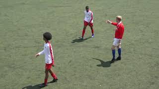 AFC O19-2 VS S.V. Hoofddorp O19-2