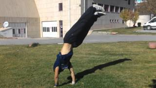 Roundoff Back Flip Tutorial