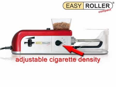 Esay Roller Compact II electric cigarette injector