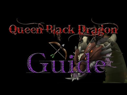 Runescape EOC Queen Black Dragon Guide – Range (Commentary)