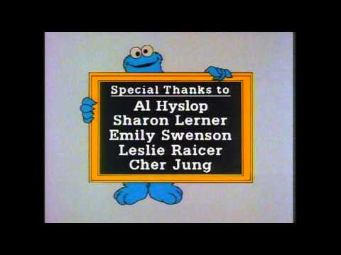 Classic sesame street count it higher video closing for Classic house music 1988