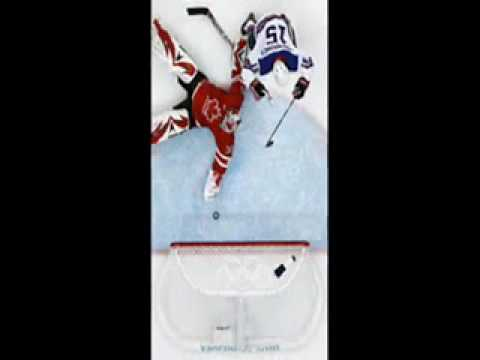 USA Hockey upsets Canada in 2010 Olympics