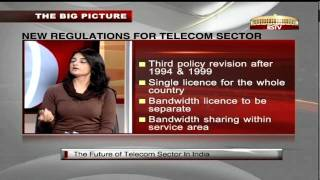 The Big Picture - The future of the telecom sector