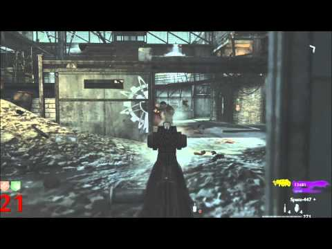 Call of Duty World at War Custom Zombies  Co op  Der Riese  Part 4
