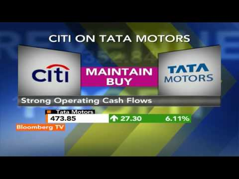 Earnings Edge- Bullish Bets On Tata Motors Rise