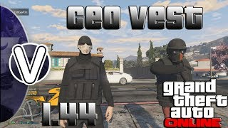 GTA 5 Online | How To Save The CEO Vest & Red Or Black Joggers 1.44 (GTA 5 Online Glitches)