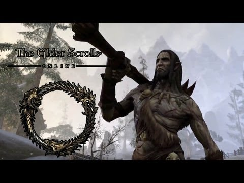 The Elder Scrolls Online 'E3 2013 Gameplay Trailer' [1080p] TRUE-HD QUALITY E3M13