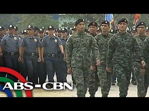 TV Patrol: Halos 3,000 pulis, sundalo ipapakalat sa Metro Manila sa halalan