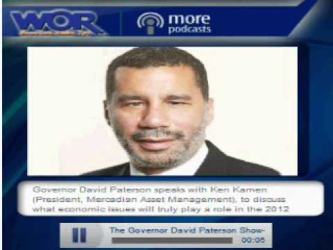 Ken Kamen on The Governor David Paterson Show (03/28/12)