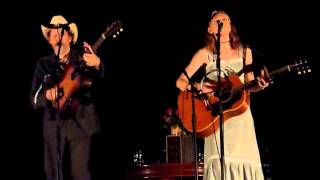 Caleb Meyer - Gillian Welch and Dave Rawlings - Enmore Theatre, Sydney 8-2-2016