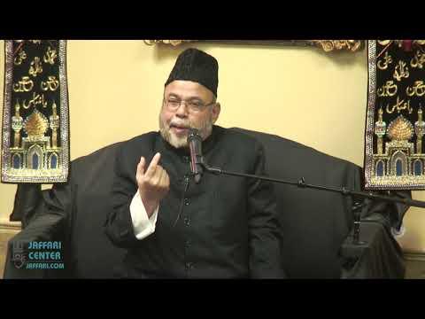 Bibi Sakina (SA) Shahadat Majlis - 11/12/2018 - Maulana Sadiq Hasan