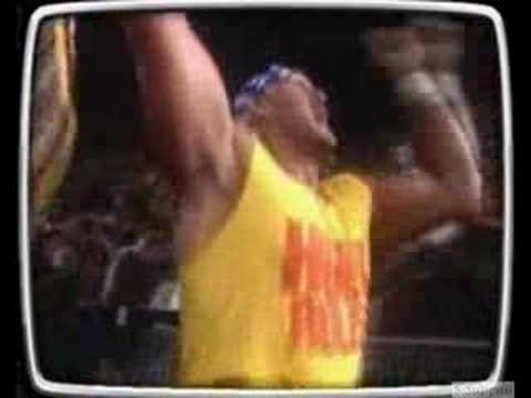 Hulk Hogan Entrance - Titantron