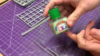 How To Assemble Trumpeter Tank Tracks