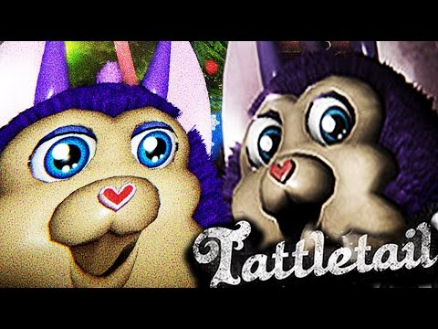 WORLDS SCARIEST CHILDRENS TOY! || Tattletail Gameplay (90's Christmas Horror)