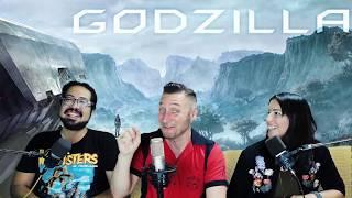 Godzilla Monster Planet Trailer Reaction - Anime Godzilla