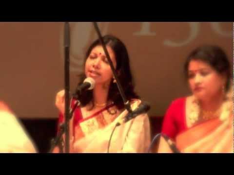 Ami Tomar Preme (rabindrasangeet)-jhumka video