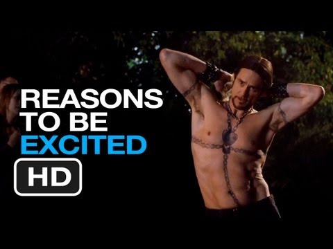 The Incredible Burt Wonderstone - Reasons To Be Excited (2013) HD