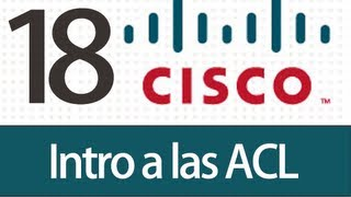 Tutorial Packet Tracer - 18 - Intro a las ACL.
