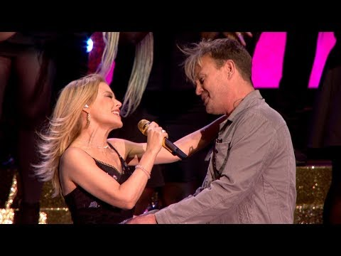 Kylie Minogue feat Jason Donovan - Especially For You Radio 2  in Hyde Park 2018