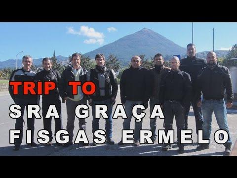 Trip to Mountain/Sanctuary Senhora da Gra�a|Fisgas de Ermelo|Motorcycle KTM Duke 125cc Laranjinha