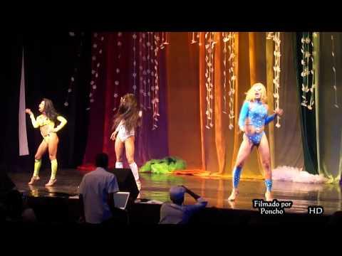 Mikaella, Melisse Ryan e Erika Vogue - Premio Revista S - 24.01.2011