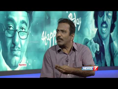 """Kamal Haasan - Man of perfection"" says Actor Charle 